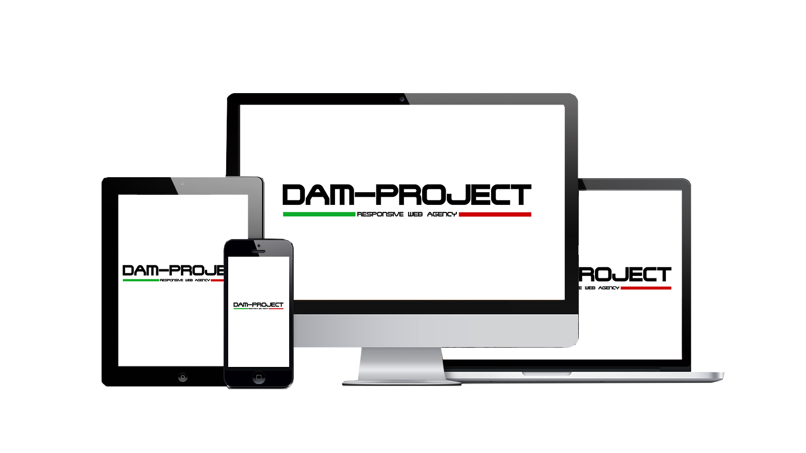 DAM-Project responsive web agency