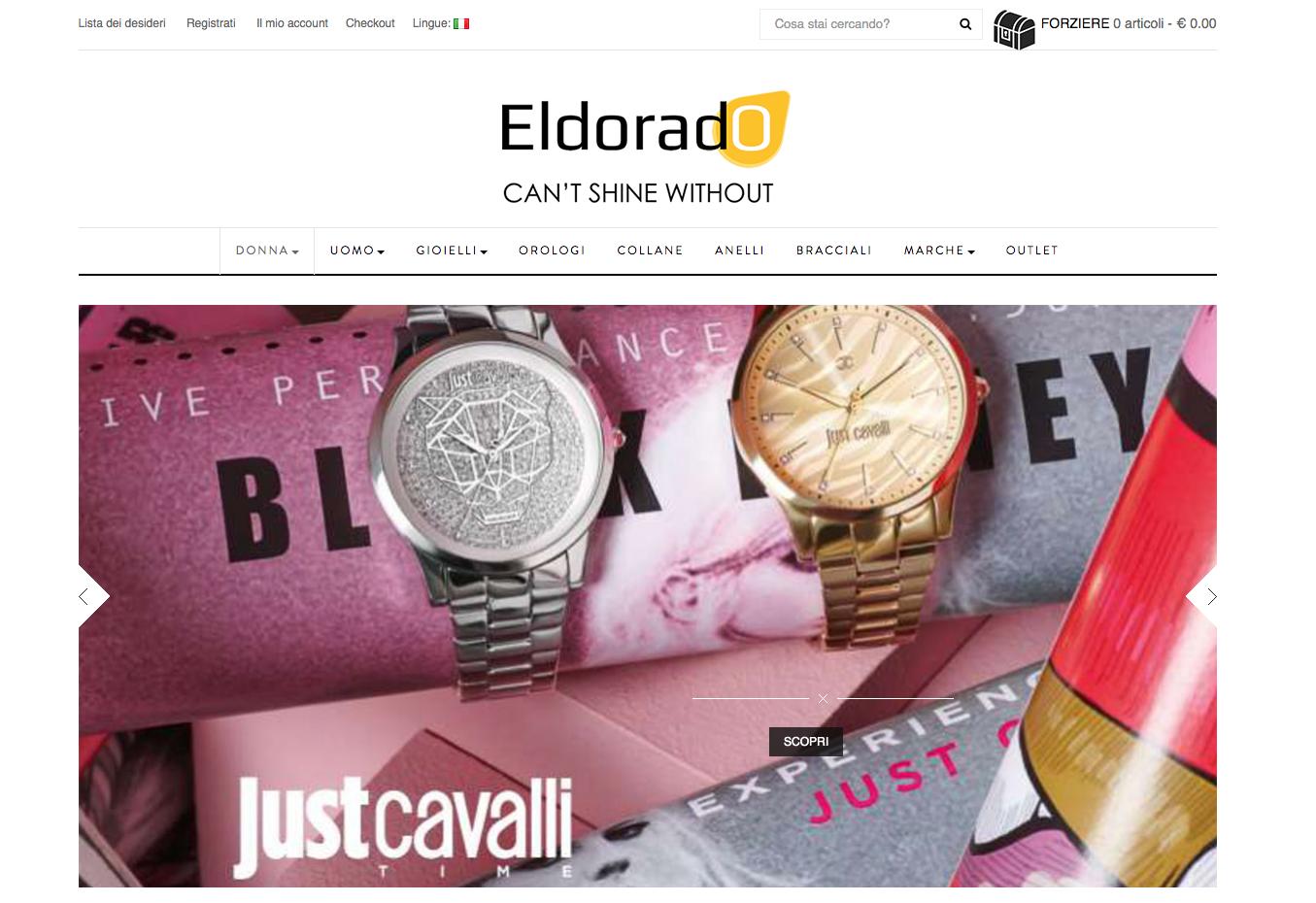 eldorado jewels morellato