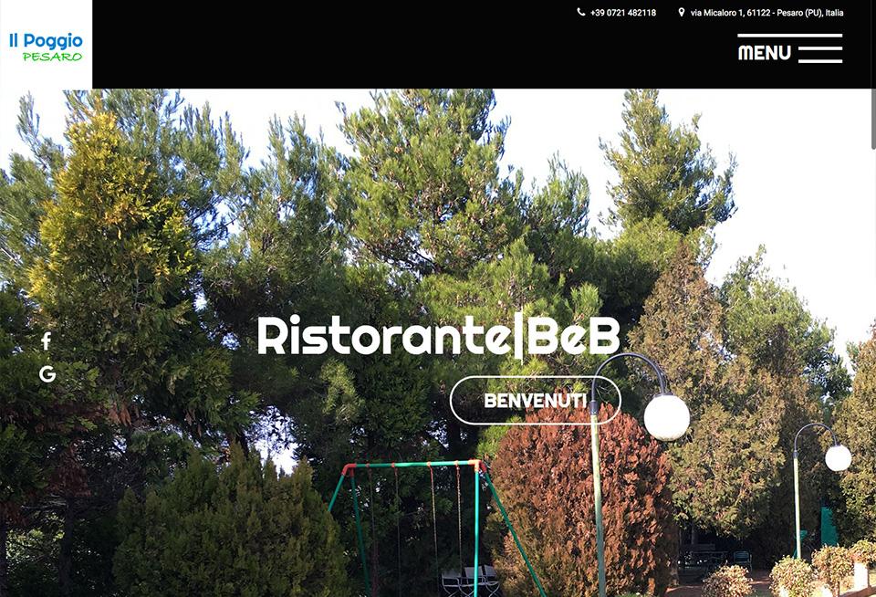 Ristorante Il Poggio Pesaro