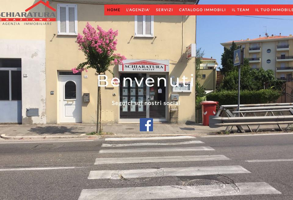 Schiaratura Immobiliare - Montecchio di Vallefoglia (PU)